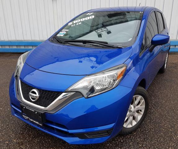 2017 Nissan Versa Note SV *HEATED SEATS*