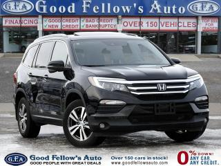 Used 2016 Honda Pilot EX-L AWD, SUNROF, REARVIEW CAMERA, NAVI, 7PASS for sale in Toronto, ON