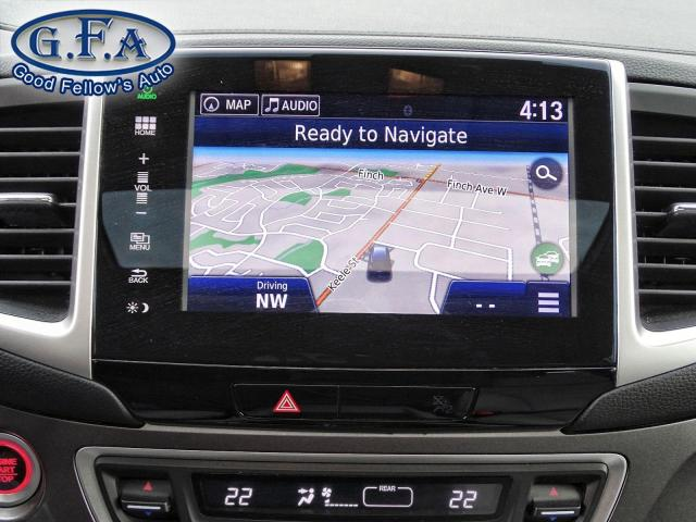 2016 Honda Pilot EX-L AWD, SUNROF, REARVIEW CAMERA, NAVI, 7PASS