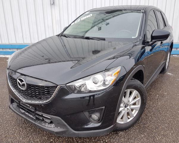 2014 Mazda CX-5 GS *SUNROOF-HEATED SEATS*