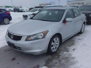 Used 2010 Honda Accord EXL for sale in Innisfil, ON