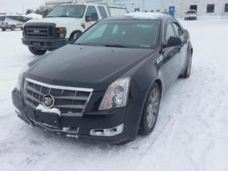 Used 2008 Cadillac CTS HI FEATURE V6 for sale in Innisfil, ON
