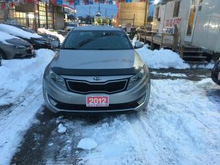 Used 2012 Kia Optima Hybrid Premium for sale in Etobicoke, ON