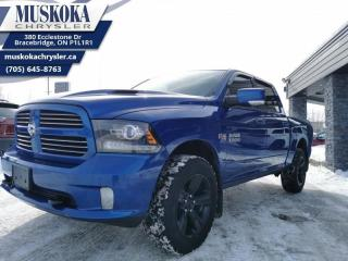 Used 2016 RAM 1500 SPORT for sale in Bracebridge, ON