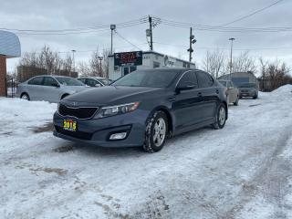 Used 2015 Kia Optima LX for sale in Kitchener, ON