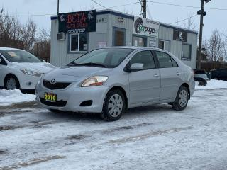 Used 2010 Toyota Yaris for sale in Kitchener, ON