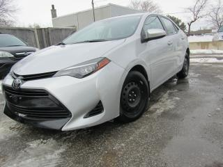 Used 2017 Toyota Corolla LE for sale in Mississauga, ON
