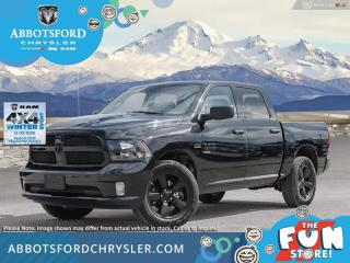 New 2021 RAM 1500 Classic Express  - Aluminum Wheels - $300 B/W for sale in Abbotsford, BC