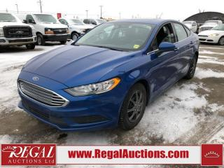 Used 2018 Ford Fusion SE 4D Sedan FWD 2.5L for sale in Calgary, AB