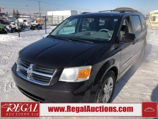 Used 2010 Dodge Grand Caravan SXT 4D Wagon 3.3L for sale in Calgary, AB