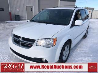 Used 2017 Dodge Grand Caravan Crew Plus 4D WAGON 3.6L for sale in Calgary, AB