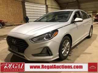 Used 2018 Hyundai Sonata 4D Sedan for sale in Calgary, AB