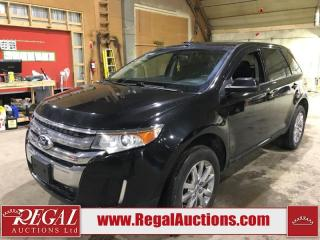 Used 2013 Ford Edge SEL 4D Utility AWD for sale in Calgary, AB