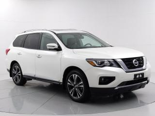 Used 2020 Nissan Pathfinder Platinum No Accidents, Remote Start, Nav., 360 Camera's for sale in Winnipeg, MB