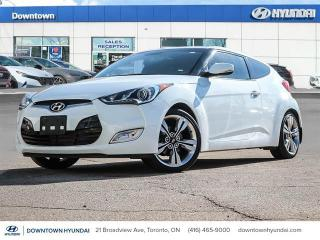 Used 2014 Hyundai Veloster for sale in Toronto, ON