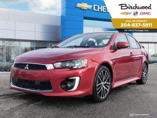 Used 2016 Mitsubishi Lancer SE LTD for sale in Winnipeg, MB