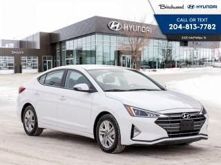 Used 2020 Hyundai Elantra Preferred 0.99% Available | Heated Steering | Safety Pkg | for sale in Winnipeg, MB
