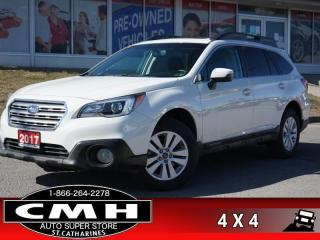 Used 2017 Subaru Outback 3.6R Touring  CAM ROOF HTD-SEATS P/GATE 17-AL for sale in St. Catharines, ON