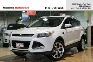 Used 2013 Ford Escape TITANIUM 4WD - PANO ROOF|BACKUP|NAVIGATION for sale in North York, ON
