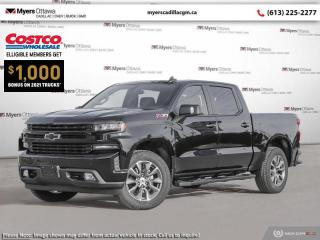 New 2021 Chevrolet Silverado 1500 RST for sale in Ottawa, ON