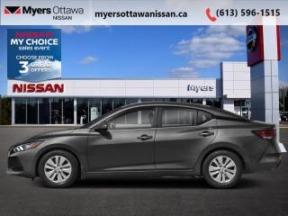 New 2021 Nissan Sentra S Plus  - Heated Seats -  Android Auto for sale in Ottawa, ON