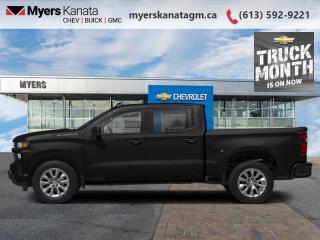 New 2021 Chevrolet Silverado 1500 Custom for sale in Kanata, ON