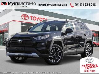 New 2021 Toyota RAV4 - $268 B/W for sale in Ottawa, ON