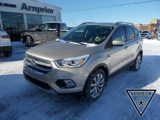 Used 2017 Ford Escape Titanium for sale in Arnprior, ON