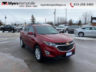 Used 2019 Chevrolet Equinox LT  - Android Auto -  Apple CarPlay for sale in Kemptville, ON