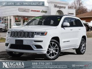 Used 2020 Jeep Grand Cherokee Summit for sale in Niagara Falls, ON