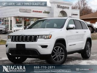 Used 2020 Jeep Grand Cherokee Limited for sale in Niagara Falls, ON