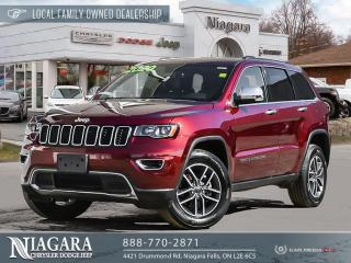 Used 2020 Jeep Grand Cherokee Limited | COMPANY CAR for sale in Niagara Falls, ON