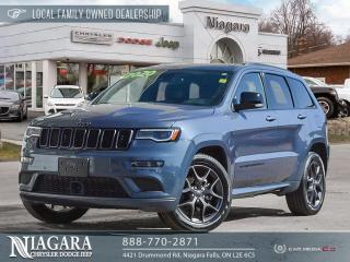 Used 2020 Jeep Grand Cherokee Limited X | GREAT COLOUR for sale in Niagara Falls, ON