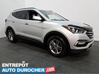 Used 2017 Hyundai Santa Fe Sport AIR CLIMATISÉ - CAMÉRA DE RECUL for sale in Laval, QC