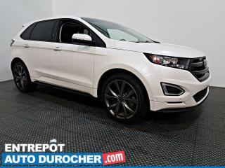 Used 2018 Ford Edge Sport - AWD - TOIT OUVRANT - AIR CLIMTISÉ for sale in Laval, QC