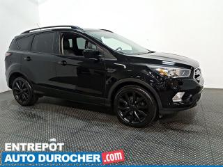 Used 2018 Ford Escape SE - AWD - NAVIGATION - AIR CLIMATISÉ for sale in Laval, QC