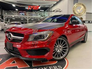 Used 2015 Mercedes-Benz CLA-Class CLA45 AMG CLA45 AMG I SUNROOF I PANO I COMING SOON for sale in Vaughan, ON
