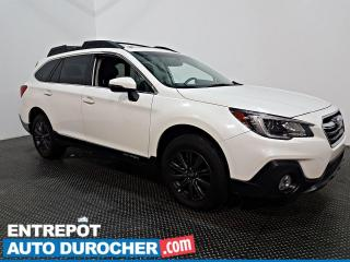 Used 2018 Subaru Outback Touring - AWD - AIR CLIMATISÉ -  TOIT OUVRANT for sale in Laval, QC