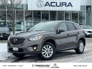 Used 2016 Mazda CX-5 GS FWD for sale in Markham, ON