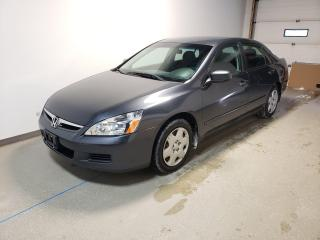 Used 2006 Honda Accord Cruise|AC|Keyless|1 Owner|Local|Service History for sale in Brandon, MB