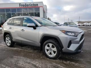 Used 2019 Toyota RAV4 LE for sale in Fredericton, NB