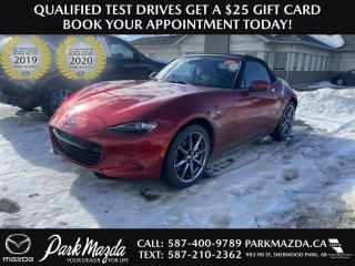 New 2021 Mazda Miata MX-5 GT for sale in Sherwood Park, AB