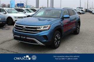Used 2020 Volkswagen Atlas Cross Sport Comfortline 3.6 FSI 4MOTION | NEW! for sale in Whitby, ON