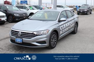 Used 2020 Volkswagen Jetta 1.4T Comfortline Auto | NEW! for sale in Whitby, ON