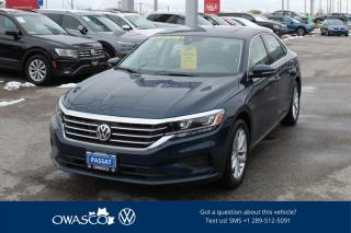 Used 2020 Volkswagen Passat 2.0T Highline | NEW! | Driver Assist | Sunroof for sale in Whitby, ON