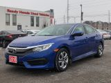 Photo of Aegean Blue Metallic 2018 Honda Civic