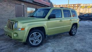 Used 2009 Jeep Patriot 4WD 4dr Sport for sale in Calgary, AB