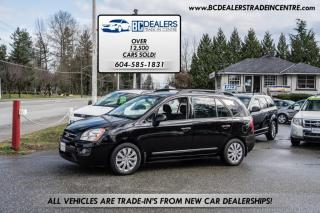 Used 2009 Kia Rondo V6 EX, No Declarations, Bluetooth, Heated Seats, 3rd Row for sale in Surrey, BC