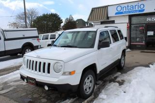 Used 2013 Jeep Patriot North Edition 4WD for sale in Mississauga, ON