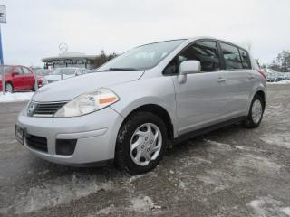 Used 2008 Nissan Versa FULL SERVICE RECORDS for sale in Newmarket, ON